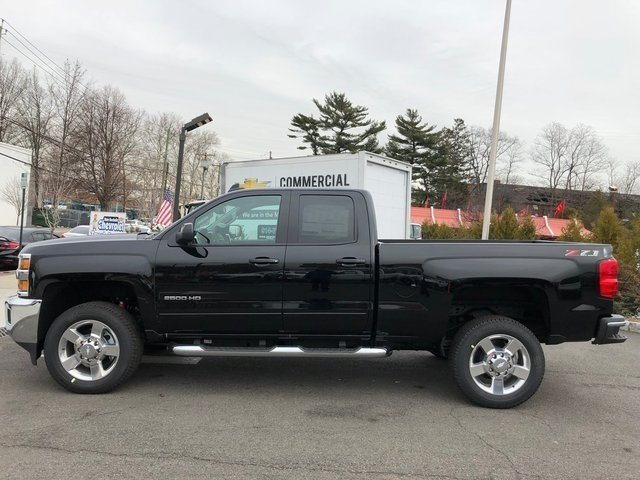 2018 Silverado 2500 Double Cab 4x4, Pickup #N180101 - photo 8