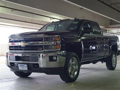 2018 Silverado 2500 Double Cab 4x4,  Pickup #N180110 - photo 3
