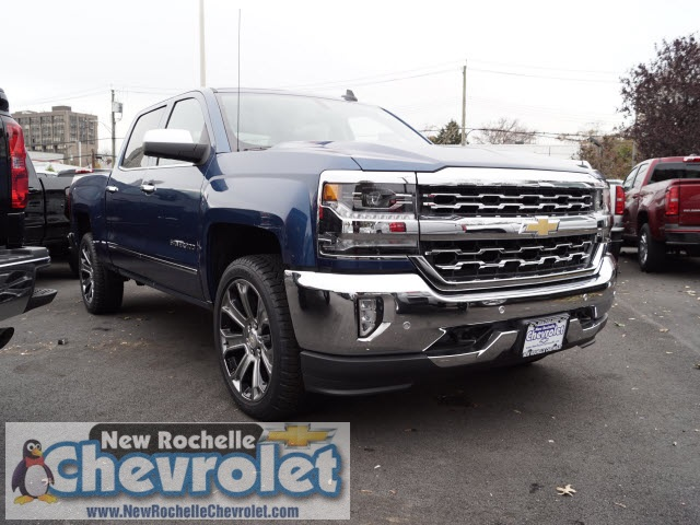 2018 Silverado 1500 Crew Cab 4x4, Pickup #N180224 - photo 1