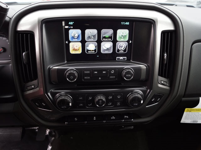 2018 Silverado 1500 Crew Cab 4x4, Pickup #N180224 - photo 9