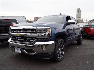 2018 Silverado 1500 Crew Cab 4x4, Pickup #N180224 - photo 2