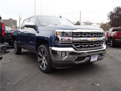 2018 Silverado 1500 Crew Cab 4x4 Pickup #N180224 - photo 3