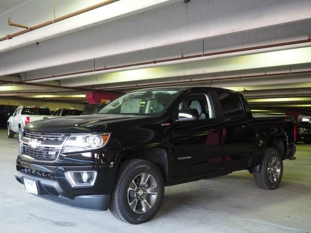 2018 Colorado Crew Cab 4x4,  Pickup #N180280 - photo 4