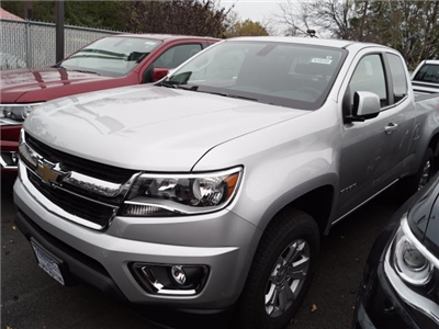 2018 Colorado Extended Cab 4x4 Pickup #N180308 - photo 1