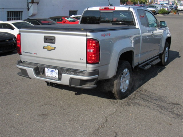 2018 Colorado Extended Cab 4x4, Pickup #N180316 - photo 3