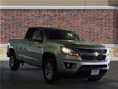 2018 Colorado Extended Cab 4x4, Pickup #N180316 - photo 1