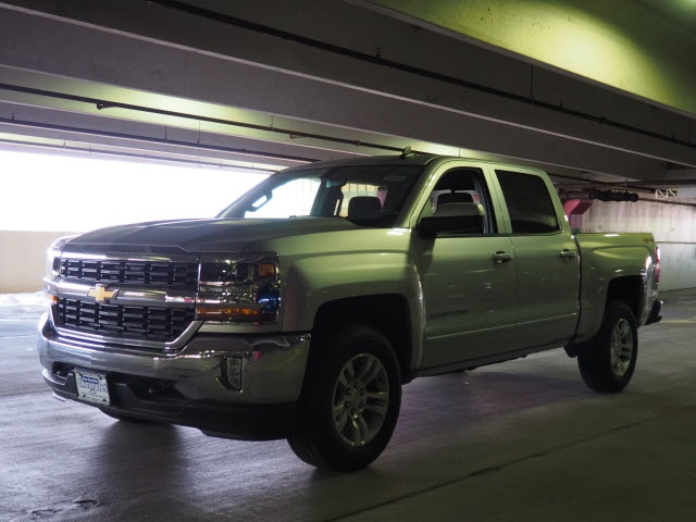 2018 Silverado 1500 Crew Cab 4x4 Pickup #N180323 - photo 1