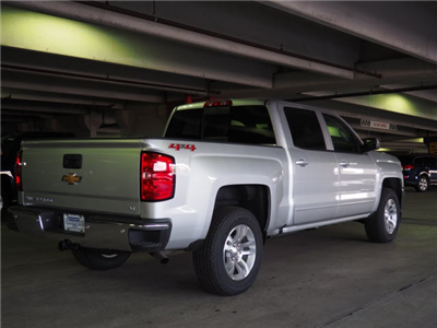 2018 Silverado 1500 Crew Cab 4x4 Pickup #N180323 - photo 4