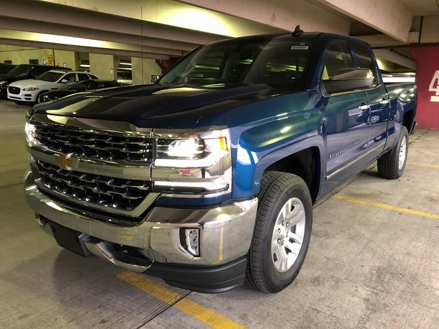 2018 Silverado 1500 Double Cab 4x4, Pickup #N180591 - photo 7