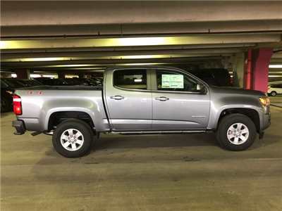 2018 Colorado Crew Cab 4x4, Pickup #N180661 - photo 3