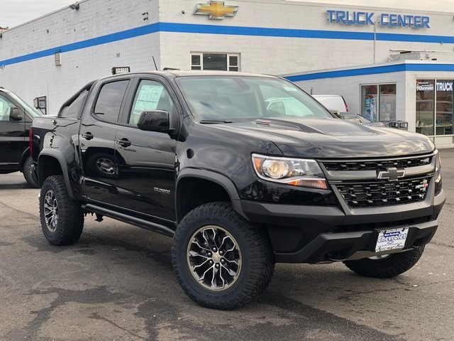 2018 Colorado Crew Cab 4x4,  Pickup #N180667 - photo 36