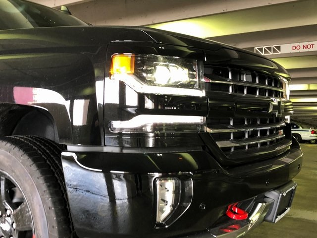 2018 Silverado 1500 Crew Cab 4x4, Pickup #N180843 - photo 12