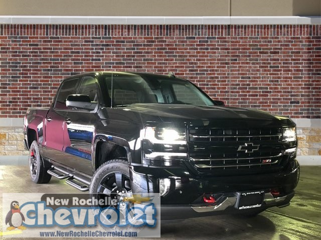 2018 Silverado 1500 Crew Cab 4x4, Pickup #N180843 - photo 1