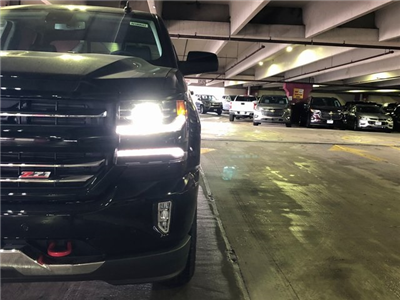 2018 Silverado 1500 Crew Cab 4x4, Pickup #N180843 - photo 9