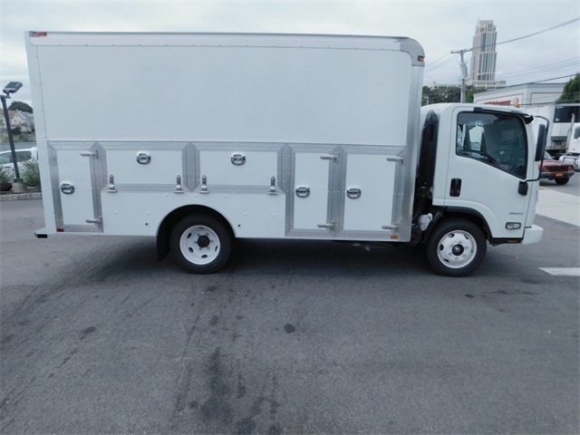 2018 LCF 4500 Regular Cab,  Dejana Truck & Utility Equipment Service Utility Van #N181484 - photo 3