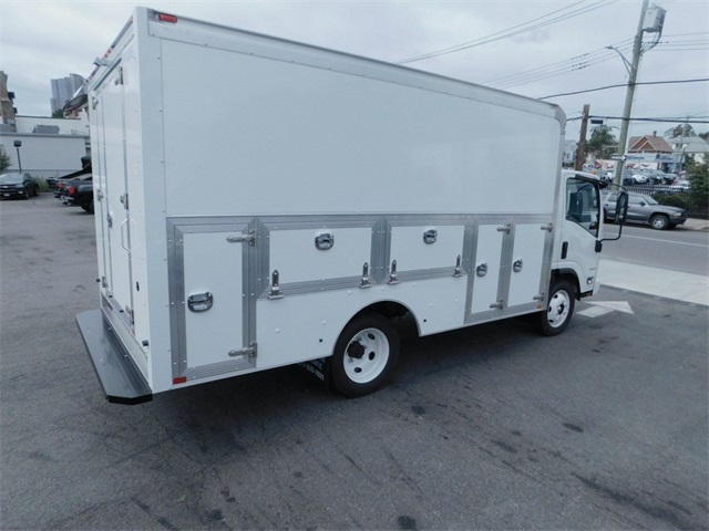 2018 LCF 4500 Regular Cab,  Dejana Truck & Utility Equipment Service Utility Van #N181484 - photo 2