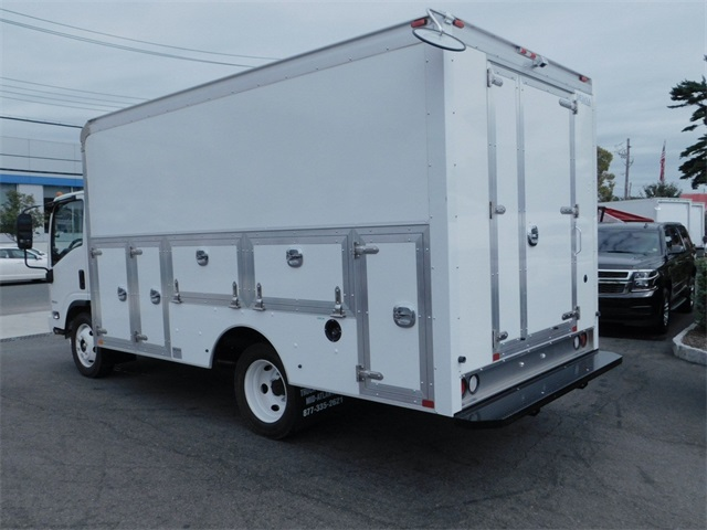2018 LCF 4500 Regular Cab,  Dejana Truck & Utility Equipment Service Utility Van #N181484 - photo 4