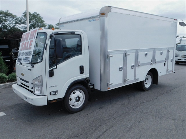 2018 LCF 4500 Regular Cab,  Dejana Truck & Utility Equipment Service Utility Van #N181484 - photo 5