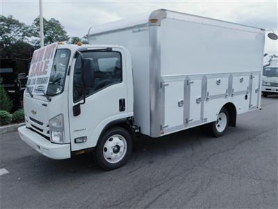 2018 LCF 4500 Regular Cab,  Dejana Truck & Utility Equipment DuraCube Max Service Utility Van #N181484 - photo 5