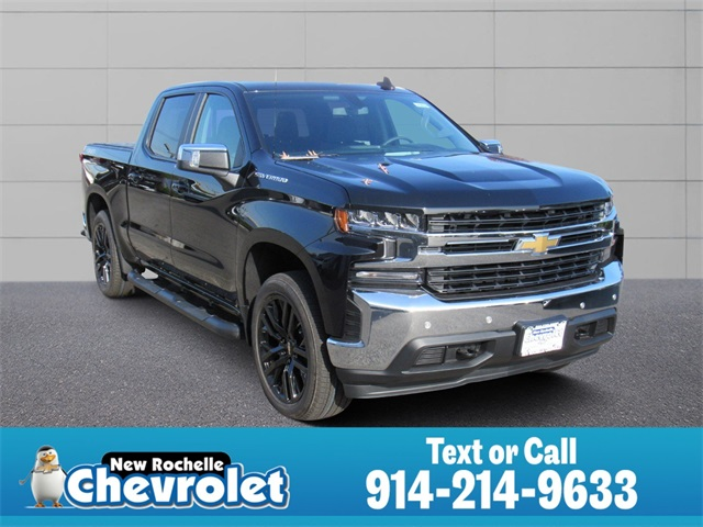 2019 Silverado 1500 Crew Cab 4x4,  Pickup #N190254 - photo 1