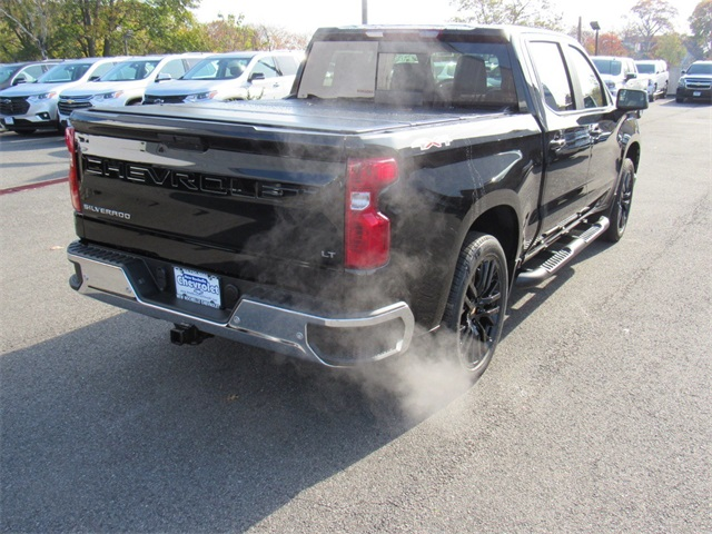 2019 Silverado 1500 Crew Cab 4x4,  Pickup #N190254 - photo 2