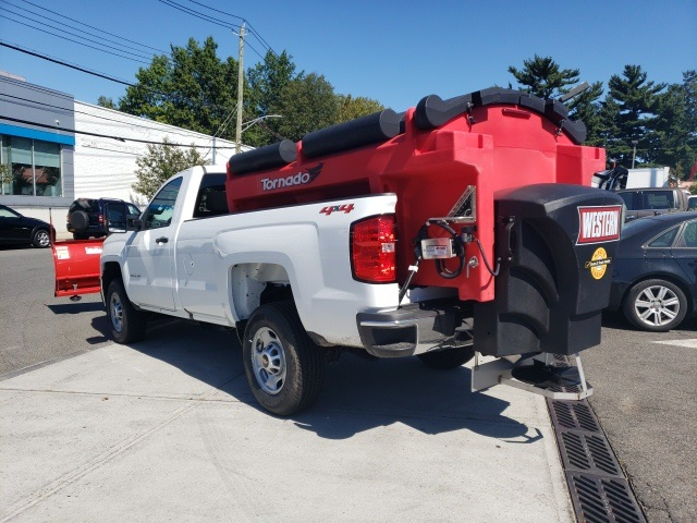 2019 Silverado 2500 Regular Cab 4x4,  Western Pickup #N190786 - photo 1