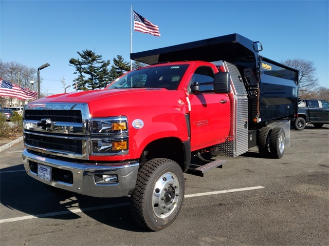 2019 Chevrolet Silverado 6500 Regular Cab DRW 4x4, DownEaster Landscape Dump #N191333 - photo 1