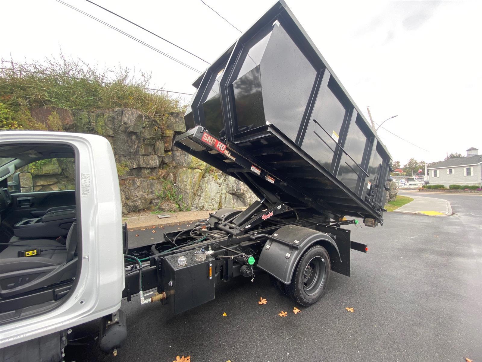 2019 Chevrolet Silverado 6500 Regular Cab DRW 4x2, Switch N Go 11-620HD 18K Hydraulic Hoist #N191357 - photo 6
