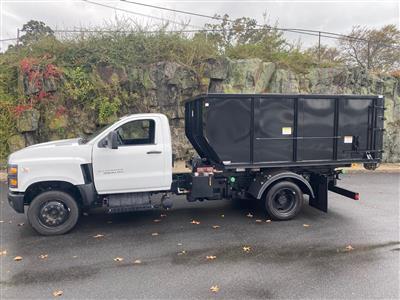 2019 Chevrolet Silverado 6500 Regular Cab DRW 4x2, Switch N Go 11-620HD 18K Hydraulic Hoist #N191357 - photo 3