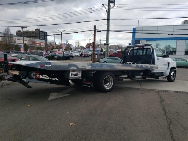 2019 Chevrolet Silverado 6500 Regular Cab DRW 4x2, Miller Industries Rollback Body #N191360T - photo 1