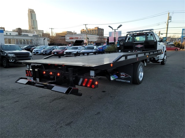 2019 Chevrolet Silverado 6500 Regular Cab DRW 4x2, Danco Rollback Body #N191385 - photo 1