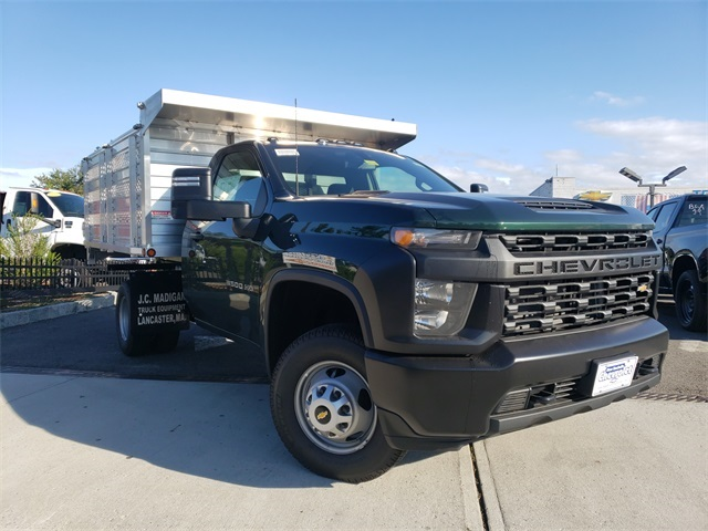2020 Chevrolet Silverado 3500 Regular Cab DRW 4x4, Landscape Dump #N201063T - photo 1