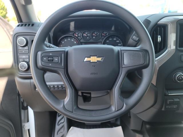 2021 Silverado 2500 Regular Cab 4x4,  Reading Classic II Steel Service Body #N210799T - photo 7