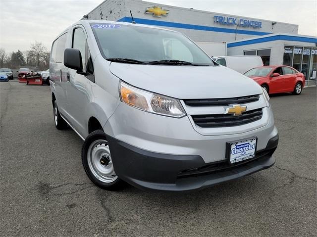 2017 Chevrolet City Express 4x2, Empty Cargo Van #U10146 - photo 1