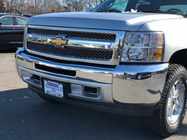 2012 Silverado 1500 Crew Cab 4x4, Pickup #U7080 - photo 11