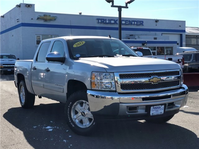 2012 Silverado 1500 Crew Cab 4x4, Pickup #U7080 - photo 1
