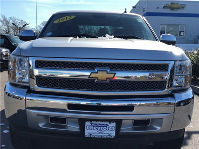2012 Silverado 1500 Crew Cab 4x4, Pickup #U7080 - photo 12