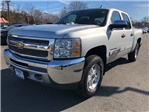 2012 Silverado 1500 Crew Cab 4x4, Pickup #U7080 - photo 8