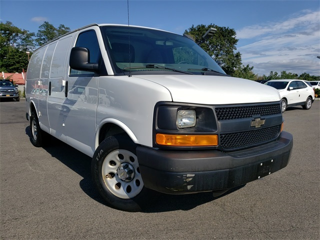 2014 Chevrolet Express 1500 4x2, Upfitted Cargo Van #U9713 - photo 1