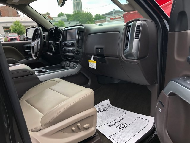 2018 Silverado 1500 Double Cab 4x4,  Pickup #U7428 - photo 19