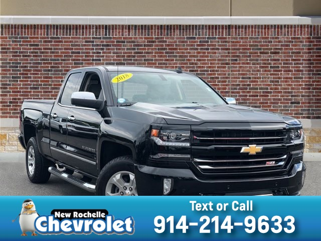 2018 Silverado 1500 Double Cab 4x4,  Pickup #U7428 - photo 1