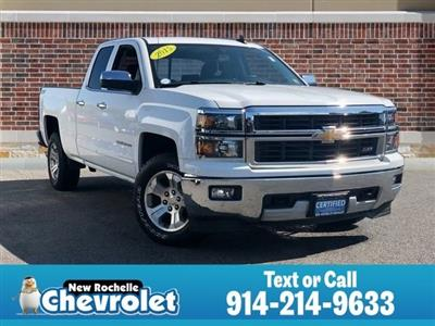 2015 Silverado 1500 Double Cab 4x4,  Pickup #U7575 - photo 1