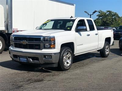 2015 Silverado 1500 Double Cab 4x4,  Pickup #U7575 - photo 7