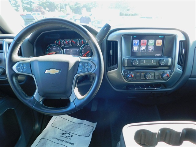2015 Silverado 1500 Double Cab 4x4,  Pickup #U7647 - photo 16