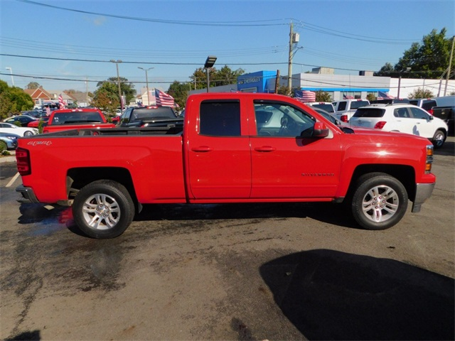 2015 Silverado 1500 Double Cab 4x4,  Pickup #U7647 - photo 3