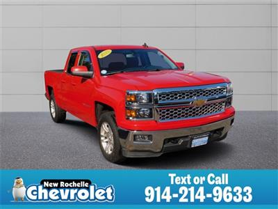 2015 Silverado 1500 Double Cab 4x4,  Pickup #U7647 - photo 1