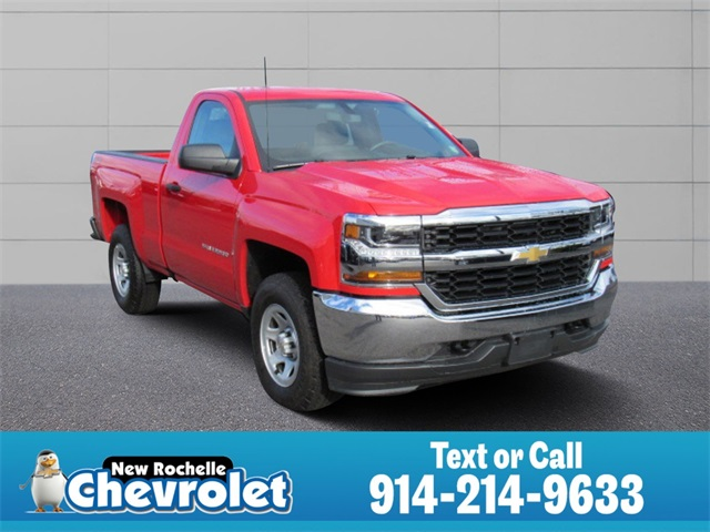 2018 Silverado 1500 Regular Cab 4x4,  Pickup #U7864N - photo 1