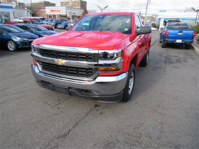 2018 Silverado 1500 Regular Cab 4x4,  Pickup #U7864N - photo 5