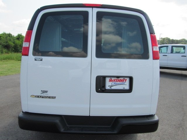 2019 Express 2500 4x2, Adrian Steel Commercial Shelving Upfitted Cargo Van #T1811 - photo 8