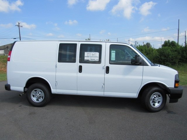 2019 Express 2500 4x2, Adrian Steel Commercial Shelving Upfitted Cargo Van #T1811 - photo 11